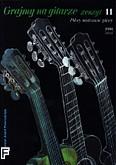 Ok�adka: Powro�niak J�zef, Polscy mistrzowie gitary