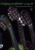 Ok�adka: Powro�niak J�zef, Grajmy na gitarze z.4, �atwe utwory dawnych mistrz�w (solo)