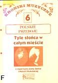 Ok�adka: Jantar Anna, Kukulska Natalia, Tylr s�o�ca w ca�ym mie�cie